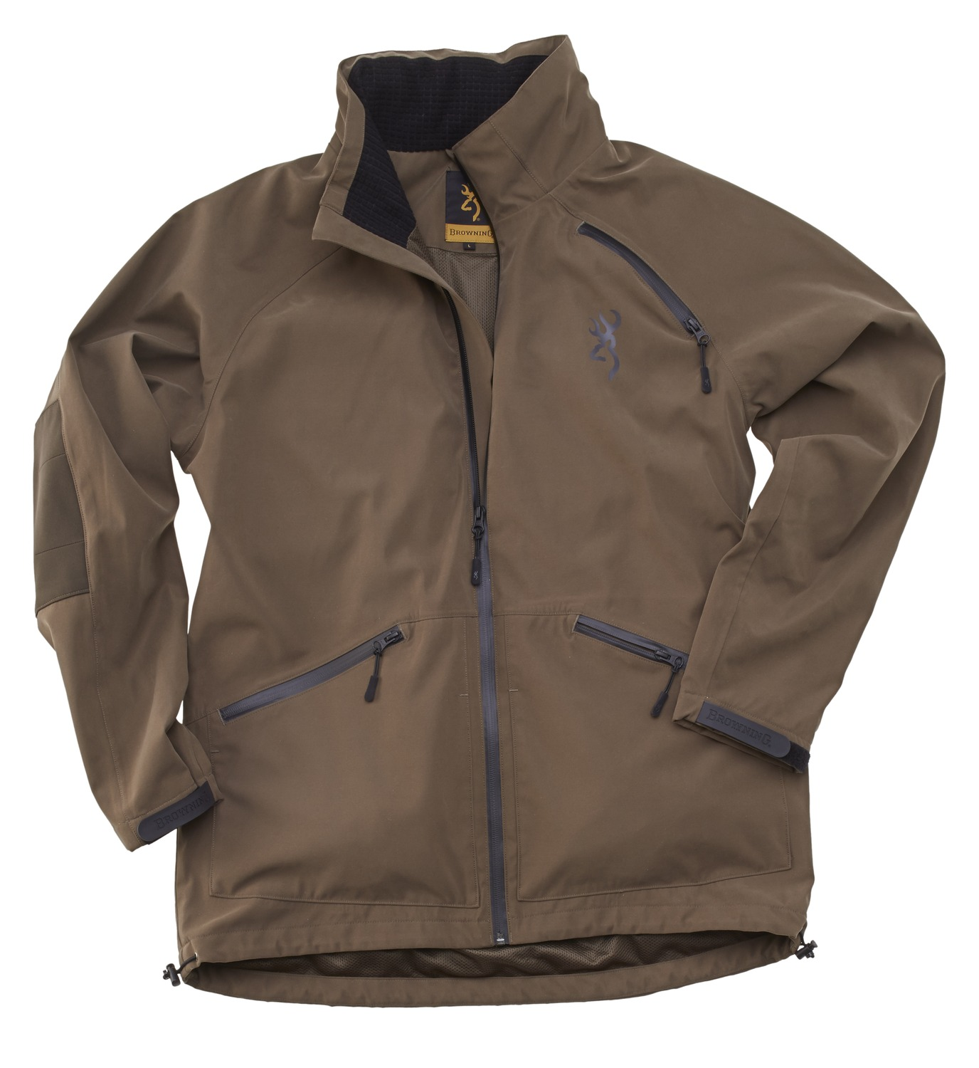 Browning Giacca Featherlight verde cod 30497539 Browning Featherlight Jacket cod 30497539